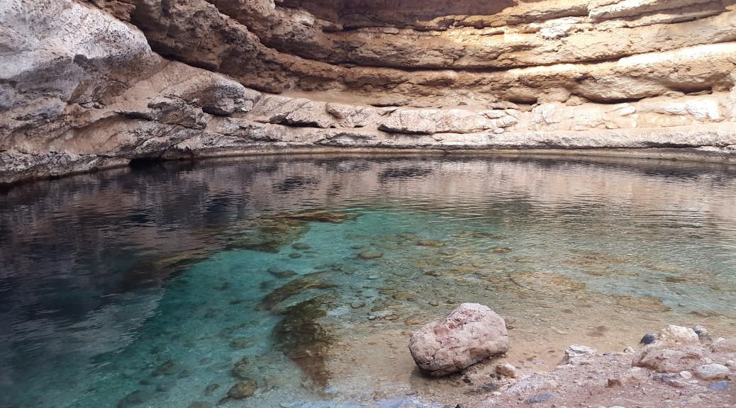Wunderbar klares Wasser