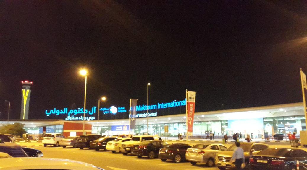 Eingang zum Terminal